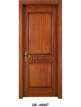 decoration solid wooden door for kitchen room