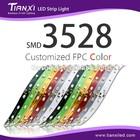 Taiwan Made Soft PCB Decorative 3528 LED Light Strip
