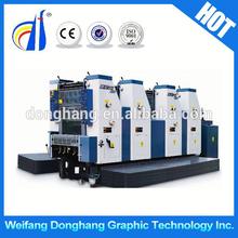 Mini máquina de impresión Offset Hamada 4 Colores venta