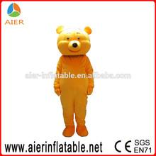 2015 masha and the bear mascot costumes