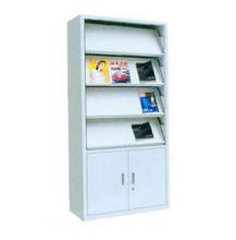 IGO-036 steel magazine shelf wire chrome shelving unit with corner units