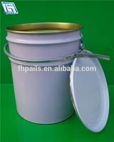 Good storage 20L Reliably Sealing tin barrel