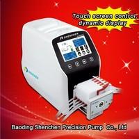 Hot selling small laboratory 10ml peristaltic pump