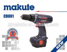 MAKUTE 14.4V Li-ion Cordless Drill Dewalt Power Tools battery drill