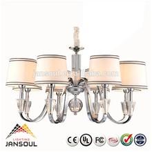 Zhongshan Wholesale Fashionable Crystal Pendant Lighting