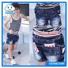 Competitive Price Kid's Denim Pants Kid's Denim Shorts