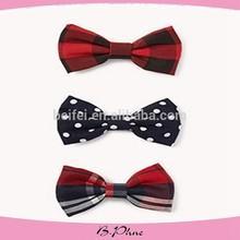 Fashion beautiful bow cheap hair barrettes