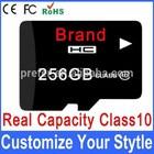 256gb micro TF sd card with Class 10 High Speed 4GB 8GB 16GB 32GB 64GB 256gb micro TF sd card