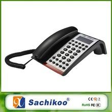 corded caller id analog phone
