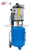 Alta qualidade pneumática de resíduos de óleo drainer com 24L tanque e copo