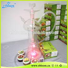 borosilicate glass shisha hookah