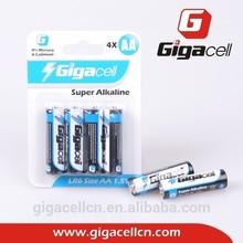 1.5V AA alkaline battery LR6