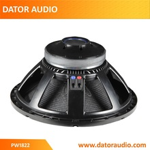 high power RCF copy18 inch professional speaker subwoofer,pa speaker woofer