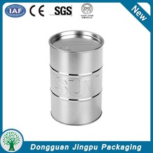 China alibaba round metal paint box