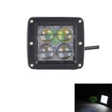 4D Tail led spotlight work light led 12W 12v led work light