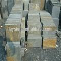 naturales oxidado azulejo de la pizarra de piedra de pizarra