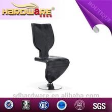 2015 modern design black leisure dining chair