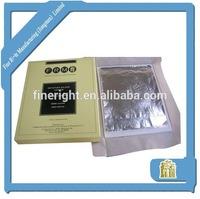 Aluminum leafing,gold silver leaf for gilding furniture etc.