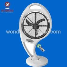 18inch rotating fan AC/ DC two work patterns stand fan/12v dc solar fan /dc cooling fan /12v dc fan/12v solar dc fan