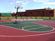 Basketball Flooring, EPDM Rubber Granules For Basketball Flooring -FN-D-15011901