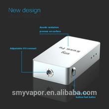 2015 smy kungfu mod super vapor electonic cigarette free sample free shipping, shenzhen electronic cigarette manufacturer china