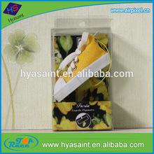Good effect shoes shape air freshener for car