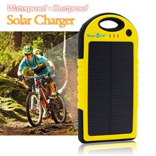 Valetine gift for lovers solar power bank, portable solar charger batteryand led torch from china supplier