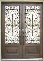 Iron Injected Door For Building Material FD-547