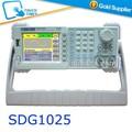 Siglent sdg1025 25 mhz gerador de sinal função/gerador de onda arbitrária