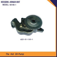 6221-51-1101-1 Alibaba express low price small oil transfer pump for 6D108-1