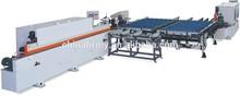 automatic edge banding machine production line