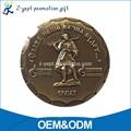 suministro directo de fábrica de la marca de moda de metal antiguo monedas británicas
