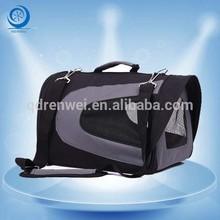 Airline Pet Carrier Dog Bag Mesh Crate Tote Transport Comfort Foldable