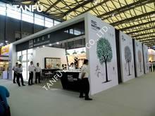 China shanghai messestand Auftragnehmer oder expo-Stand Auftragnehmer für Messe von tanfu Exponate