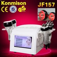 2015 best ultrasonic cavitation rf vacuum low price weight loss machine