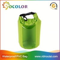 2015 Newest Design Pvc Waterproof Waist Pack Dry Bag for outdoor sports