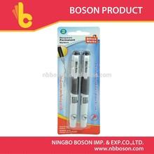 2 pcs fluorescent marker pen