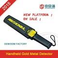 Detector de metales oro portátil