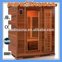 2015 red cedar/hemlock portable steam sauna cabinet, sauna room
