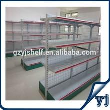 Grocery store display racks, supermarket promotion shelf