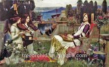musical instrument oil painting diy crystal diamond painting