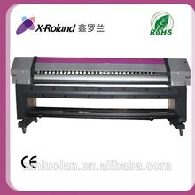 X-Roland hot sale indoor/outdoor large format digital printer