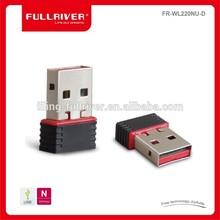1T1R 150M Mini Wireless USB Adapter supplier in China