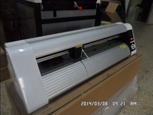 Popular stype latbed used roland vinyl cutter plotter