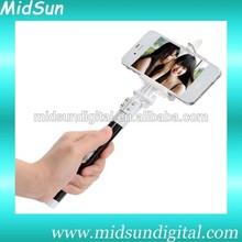 selfie stick extendable monopod,selfie stick with remote,wireless monopod selfie stick