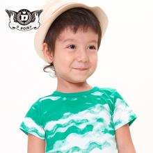 wholesale kid clothes Children clothes Fashionable children's clothes fancy kids t-shirt