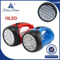 2015 top sales high quality hot selling led solar dynamo radio flashlight made in zhejiang