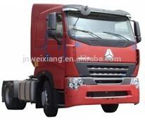 new EURO 2 SINOTRUK HOWO-A7 Tractor Truck 4x2 371hp 336hp ZZ4187N3517N1B