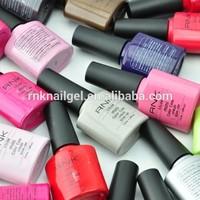 rnk beauty show nail art paint uv gel,wholesale high quality uv gel,free sample soak off uv gel for nail