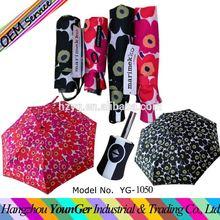 Promotional Custom Umbrella Flower Decoration